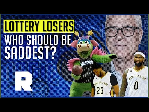 Lottery Losers: Who Should Be Saddest? | NBA Draft Lottery | The Ringer