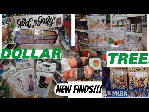 DOLLAR TREE** NEW FINDS!!! SHOP WITH ME