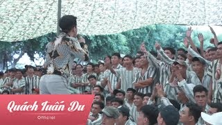 Quách Tuấn Du hát Remix trước 3000 phạm nhân trong Trại Giam