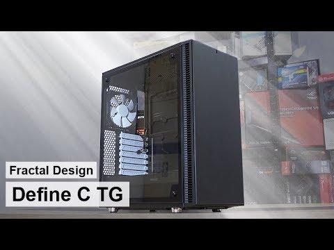 Fractal Design Define C TG -- My NEW Favorite Case!