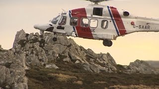 New Life For Falklands Search And Rescue | Forces TV