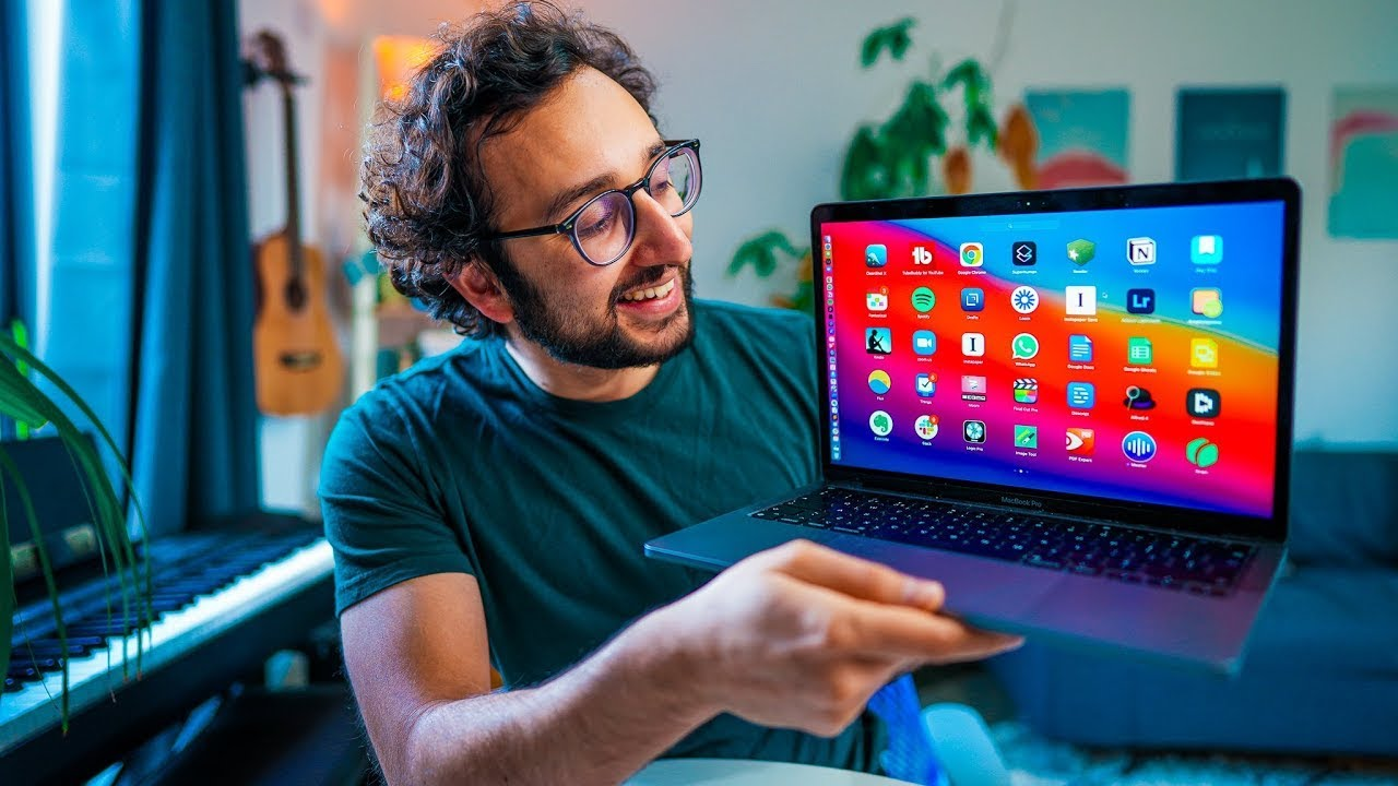 Download My Favourite Mac Apps (2021) - What's on my Macbook Pro