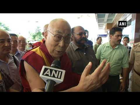 Dalai Lama expresses grief over Rohingya violence - ANI News