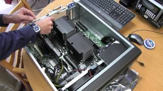 20170130 Add second Xeon Processor to Dell Precision T7610 and Ram Upgrade to 64GB