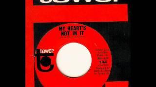 Darlene McCrea - MY HEART'S NOT IN IT  (Russ Titelman)  (1964)