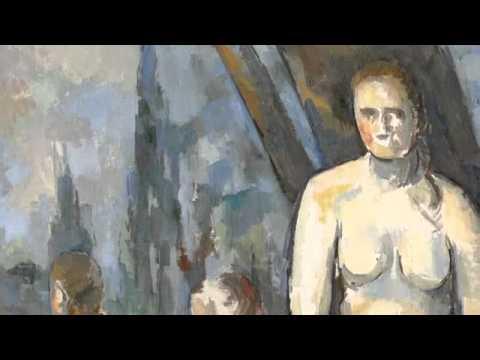 """Paul Cézanne's """"The Large Bathers"""""""