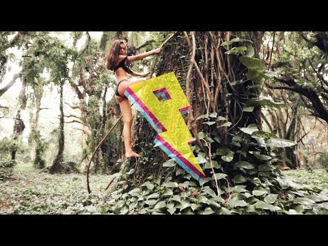 BUNT. - On My Way Ft. Leah Haywood [Lyric Video]