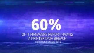 Print Security: Protect your devices, data, and documents