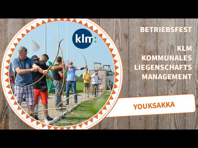 Betriebsfeier bei Youksakka | KLM