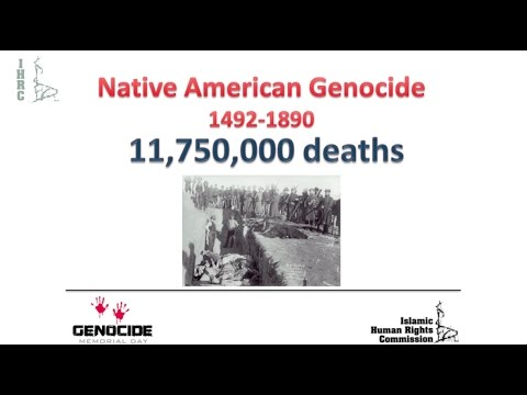 Genocide Memorial Day 2017: A Time Line of Genocide