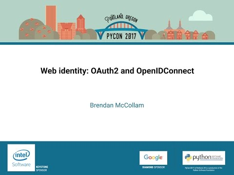 Image from Web identity: OAuth2 and OpenIDConnect
