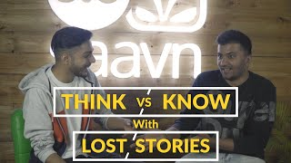 Think Vs Know | Lost Stories burst myths about DJs