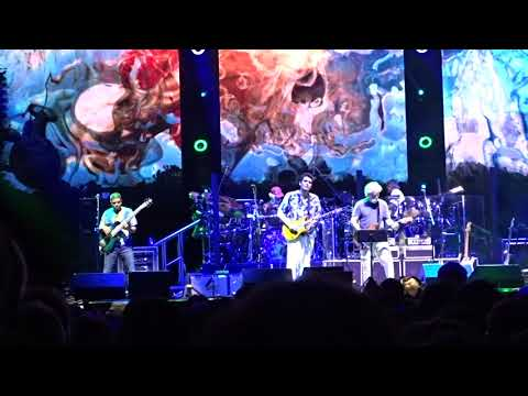 Dead & Co – Terrapin at Citifield in Queens , N.Y.   5-15-2018
