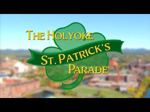 2018 Holyoke St. Patrick's Parade