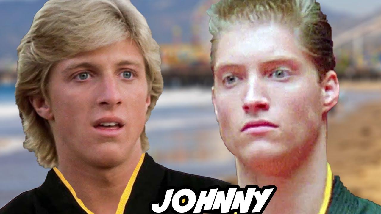 Download Where was Johnny Lawrence During Karate Kid 3? Cobra Kai Season 4