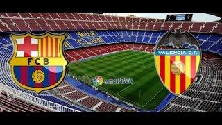 Прогноз на матч Барселона - Валенсия 19.03.2017