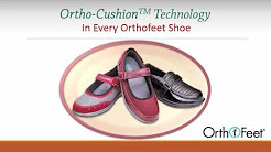 Unique Therapeutic Shoe Features - What Makes The Best Orthopedic Shoes?