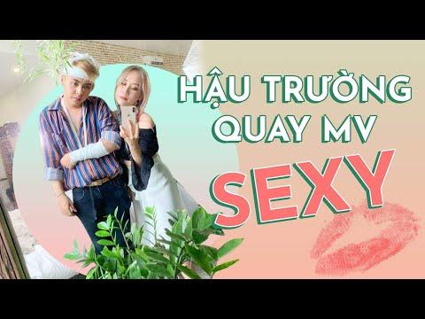 BÍ MẬT HẬU TRƯỜNG MV SEXY CỦA SCHANNEL   MỜI ANH VÀO TEAM EM PARODY   HƯƠNG WITCH