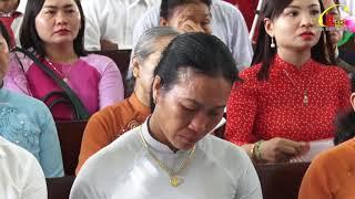Xúc Động Lời Cảm Ơn Tân Linh Mục Giêrônimô Nguyễn Huynh Trong Thánh Lễ Tạ Ơn .