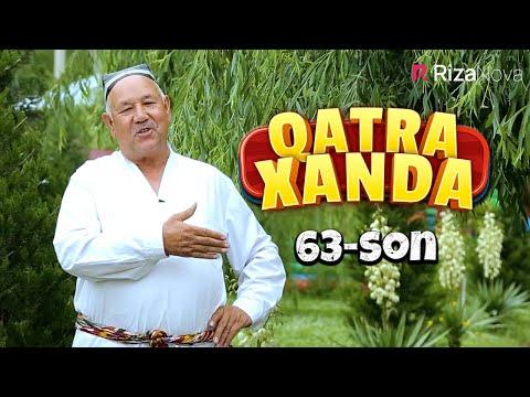 Qatra Xanda 63-son (hajviy ko'rsatuv)