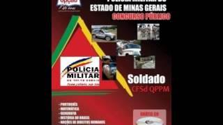 Apostila PMMG - CFSd Soldado - Polícia Militar de Minas Gerais - 2015