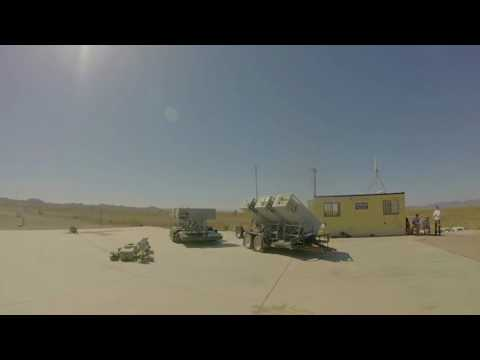 Office Of Naval Research   Autonomous Low Cost UAV Swarming Technology Testing 1080p