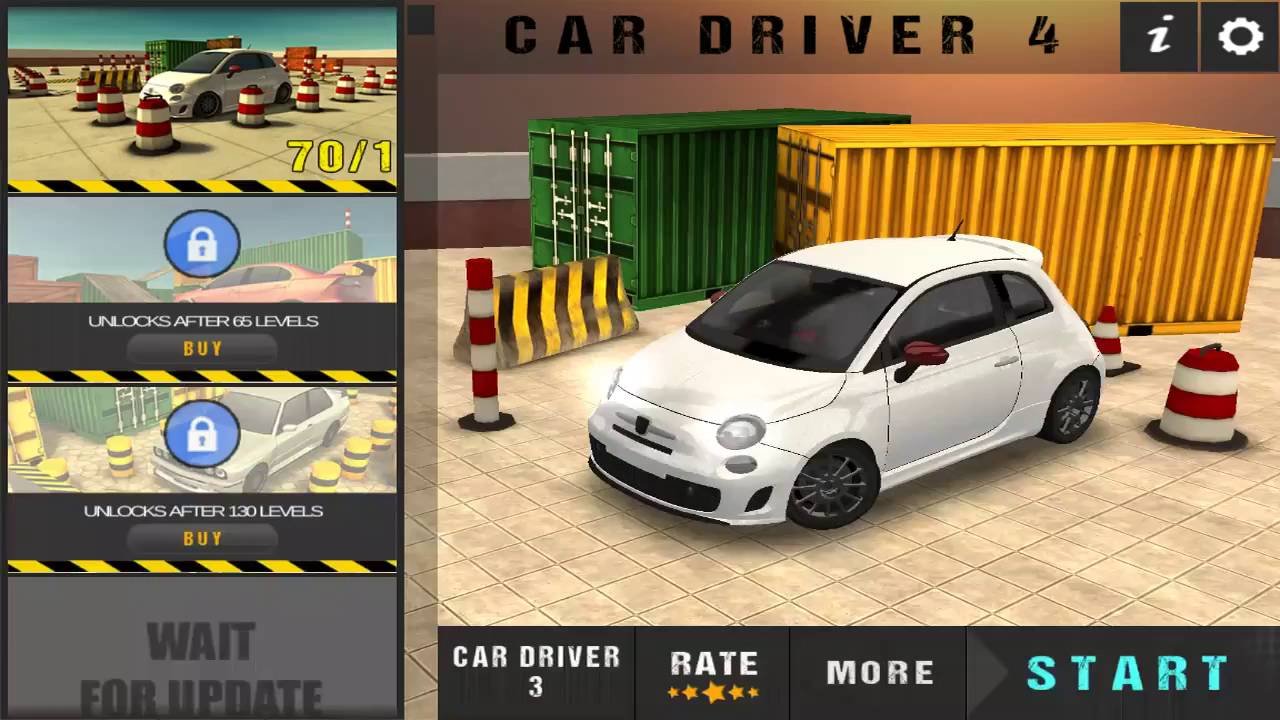 Car Driver 4 (Hard Parking) Android Gameplay (HD)