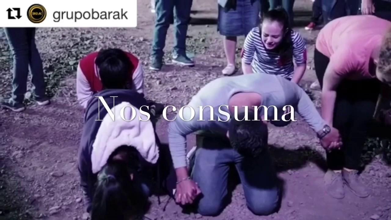 Hasta ver tu gloria barak (2017) video lyric - YouTube