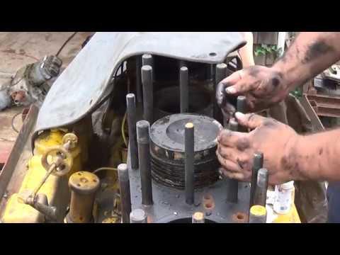 Caterpillar Generator Set Repair Part 6 (Tear Down #4)