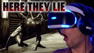 Here They Lie Scares the Crap Out Of Us