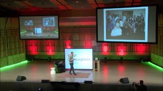 A new definition of friendship: Sean Lukasik at TEDxChemungRiver