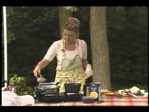 Carmel Farmers Market Presents: Cooking at the Market - Annessa Chumbley