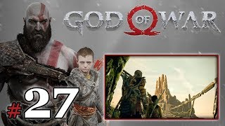 "GOD OF WAR [PS4] (18+) #27 - ""Jotunheim? Aaaa jednak nie"""