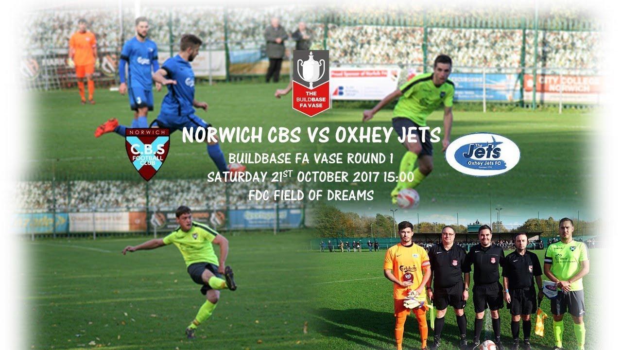 Norwich cbs vs oxhey jets buildbase fa vase round 1 youtube norwich cbs vs oxhey jets buildbase fa vase round 1 reviewsmspy