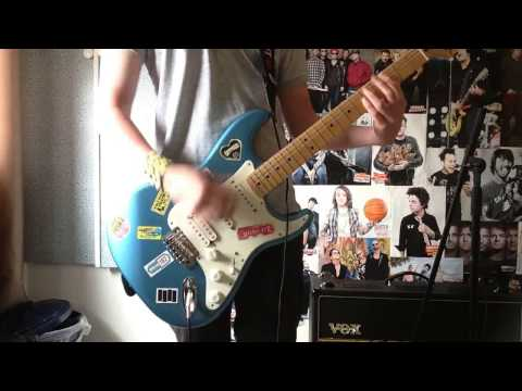 Bad Cop/Bad Cop - Like, Seriously? Guitar Cover