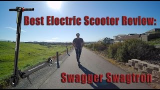 The best electric scooter under $300 in 2017: Swagtron Swagger unboxing and in-depth review