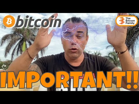 IMPORTANT!! BITCOIN IS ABOUT TO DO SOMETHING VERY SPECIAL AND NOBODY CAN STOP THAT! This Is So Cool!