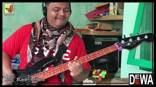 Cinta Gila - Dewa 19 (Bass Cover)