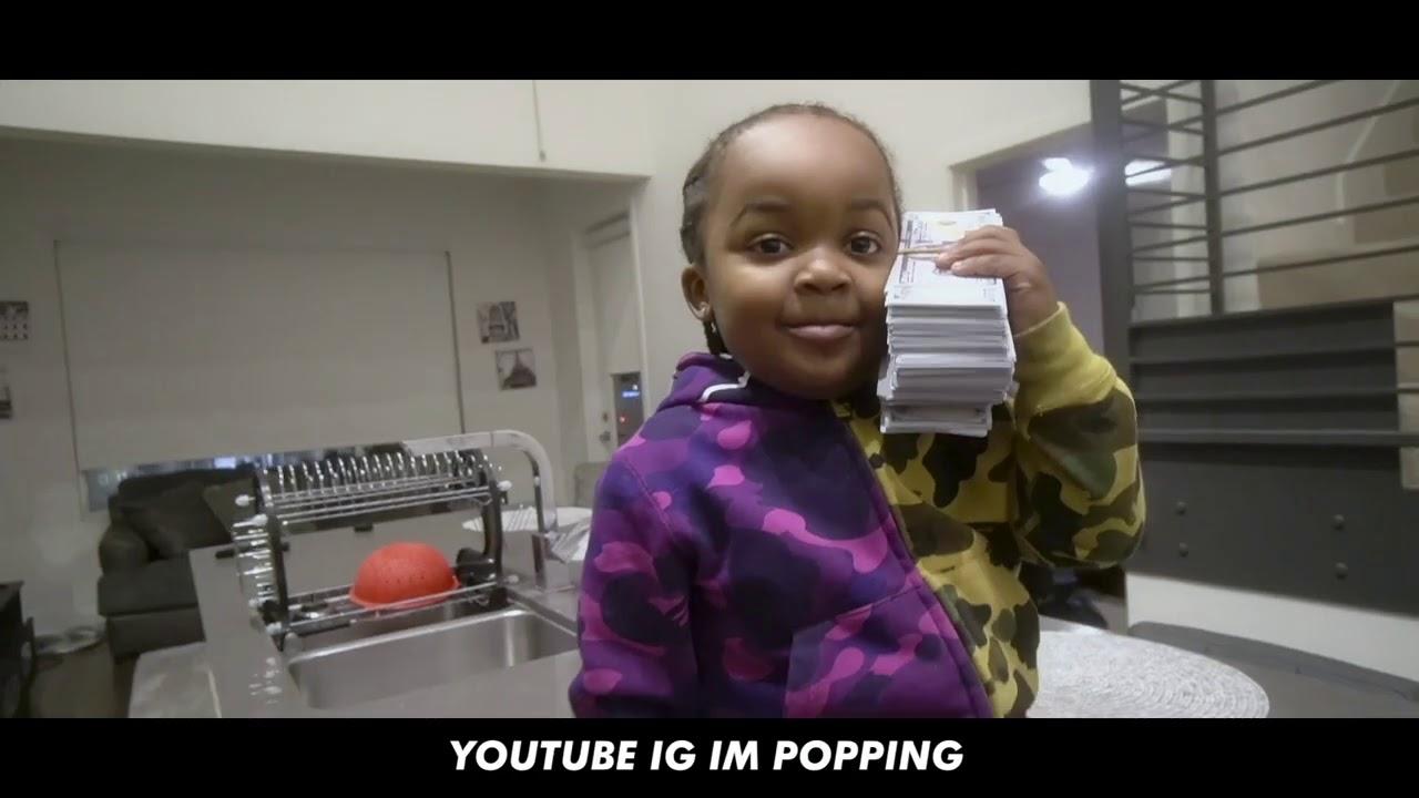 Woo Wop - 4 Years Old (Music Video)