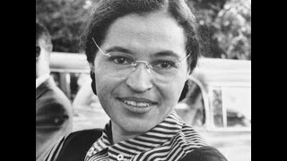 Biography Rosa Parks. Great for kids and esl