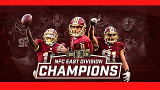 Redskins Make The Playoffs - Redskins Review Special Edition
