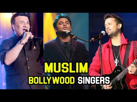 Top 10 Muslim Bollywood  Singers