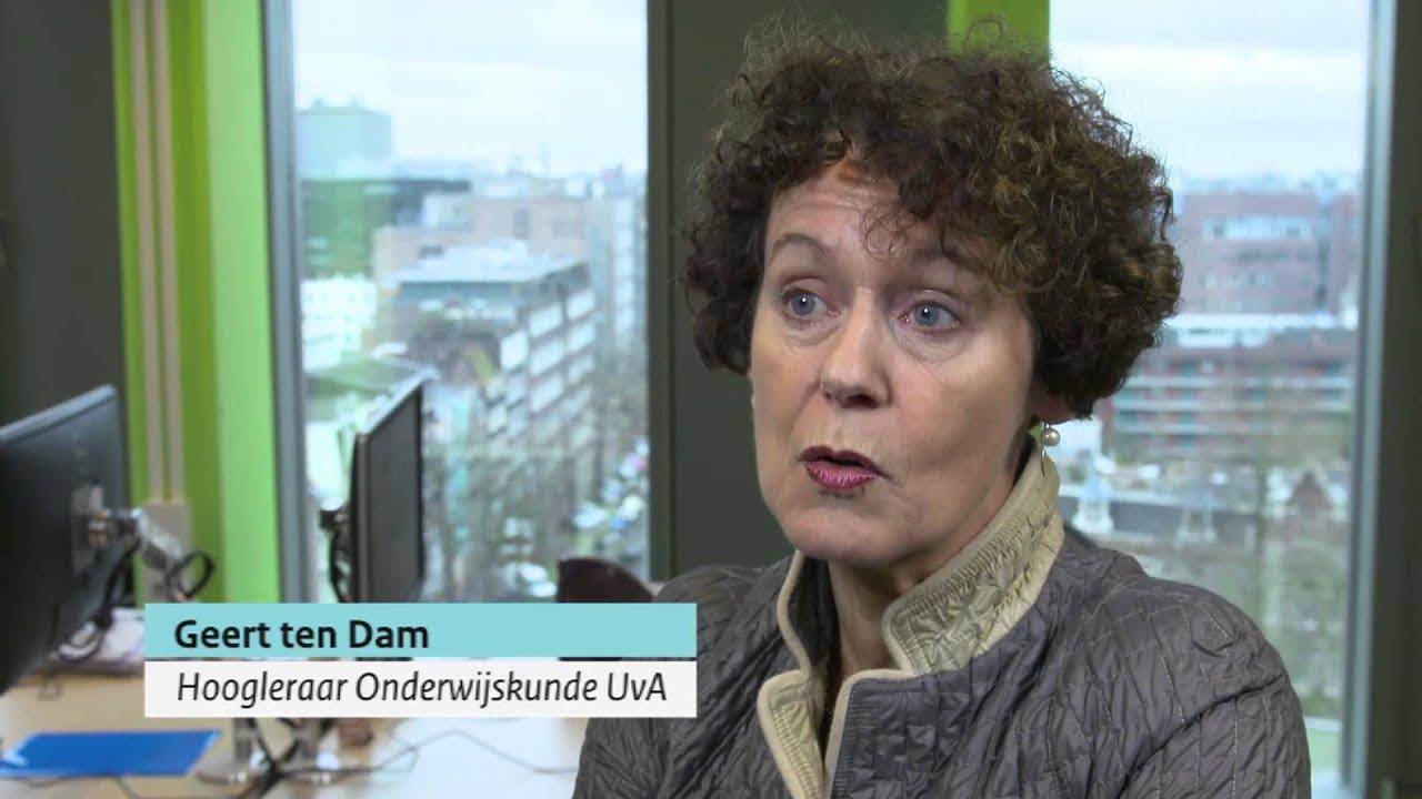 Afbeeldingsresultaat voor geert ten dam amsterdamlezing