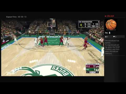 Dk's Live PS4 Broadcast