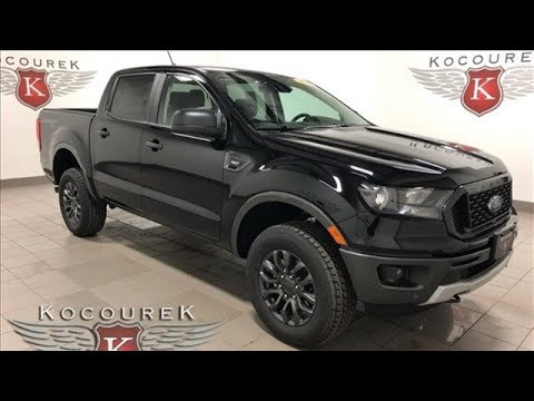 New 2019 Ford Ranger Wausau, WI #1455F