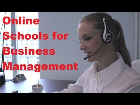 Online schools for business management best business management classes online