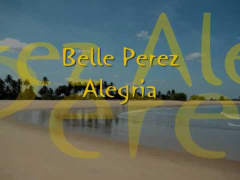 lyrics Alegria