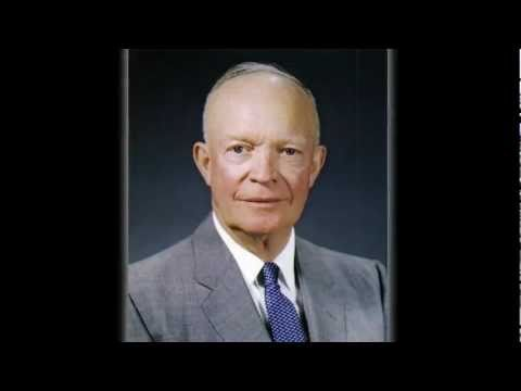 Presidential Minute With Dwight D. Eisenhower