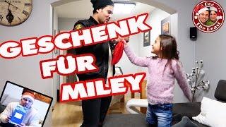 NIKOLAUS GESCHENK FÜR MILEY ! | daily VLOG TBATB
