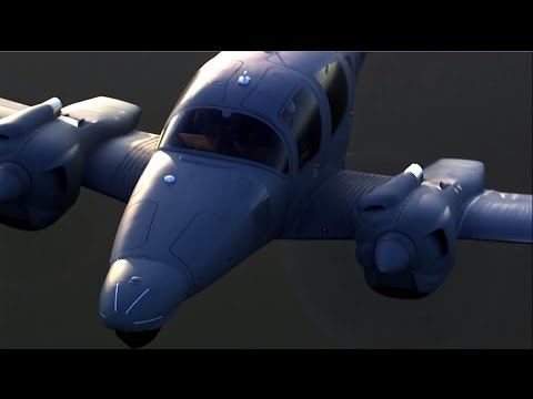 Diamond Surveillance aircraft : DA62 MPP 2017